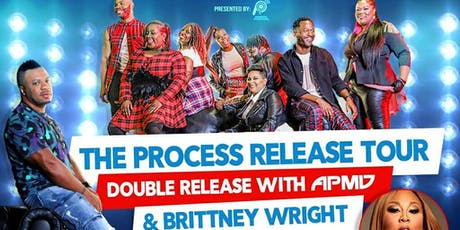 APMD's The Process Release Party Tour tickets