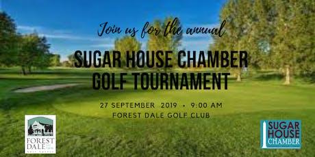Sugar House Chamber 2nd Annual Golf Tournament tickets