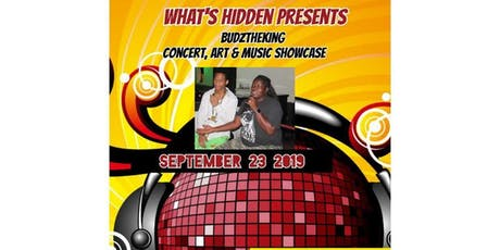 Concert ,Art and & Music Showcase  tickets