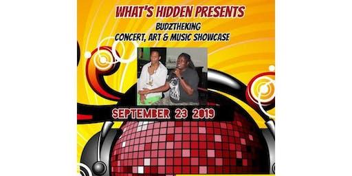 Concert ,Art and & Music Showcase