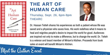 The Art of Human Care Book Event tickets