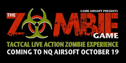 CAMB Airsoft presents The Zombie Game