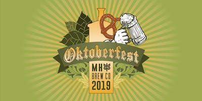 MH Brew Co Oktoberfest 2019