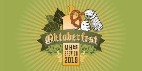 MH Brew Co Oktoberfest 2019 tickets