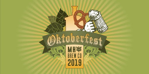 MH Brew Co Oktoberfest 2019