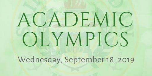 St. Brendan High School 8th Annual Academic Olympics