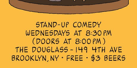 The Fancy Show - Stand-Up Comedy at The Douglass - AUG 28TH tickets