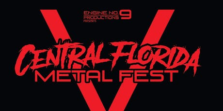Central Florida Metal Fest tickets