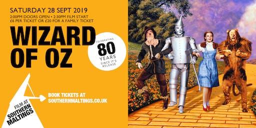 Wizard of Oz - Cinema Experience Celebrating 80yrs
