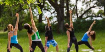 Yoga in Nature Hike at Glen Oaks Ranch 10-6-19