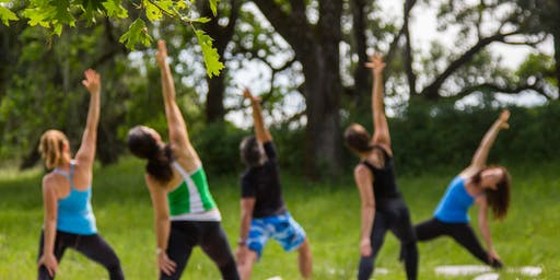 Yoga in Nature Hike at Glen Oaks Ranch 10-6-19