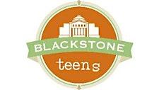 Teen Services @ Blackstone Library logo