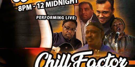 Fusha's Present: Wine & Joy: Featuring: Chill Factor