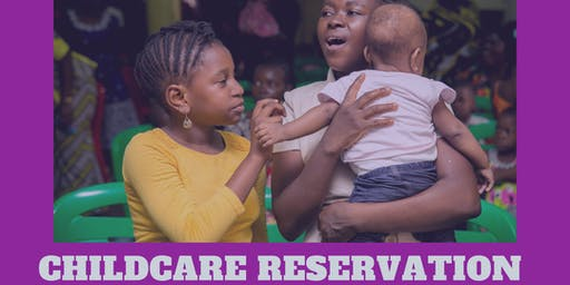 LAGOS CONFERENCE CHILDCARE