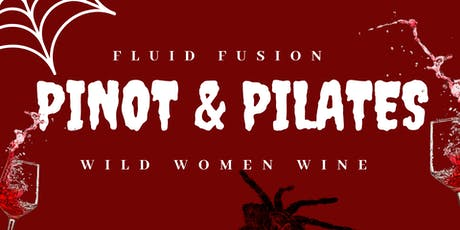 Pinot & Pilates tickets