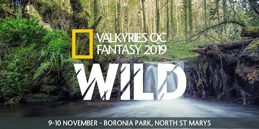 Valkyries QC Fantasy 2019: WILD