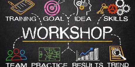 90 day Planning Workshop - Q4 2019 tickets