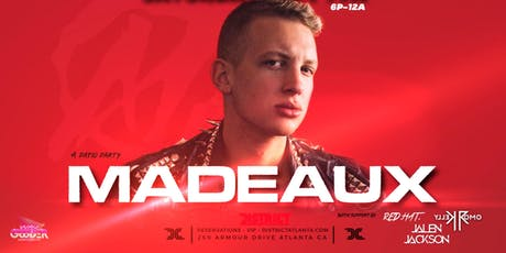 Way Gooder Sound Collective presents Madeaux tickets
