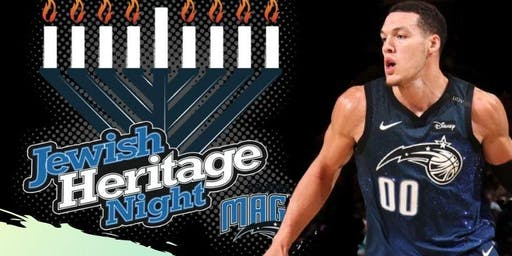 The 6th Annual Jewish Heritage Night with the Orlando Magic