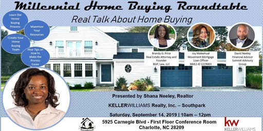 Millennial Home Buying Roundtable