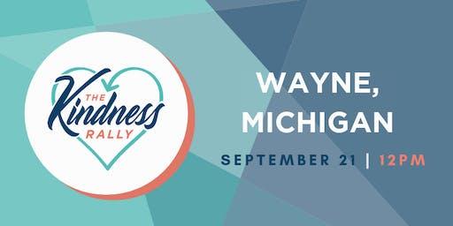 The Kindness Rally: Wayne, MI