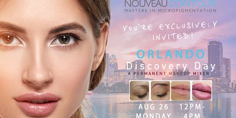 Nouveau Contour: Permanent Makeup Mixer Orlando tickets