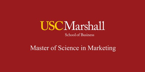 Copy of USC MS in Marketing Information Session