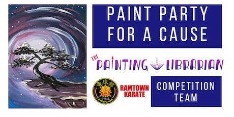 Paint Party for a Cause tickets