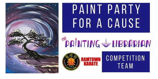 Paint Party for a Cause