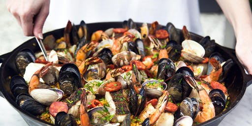 Paella Sundays at Boulevard – October 27