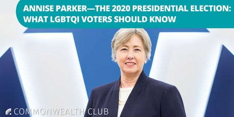 The 2020 Presidential Election: What LGBTQI Voters Should Know tickets