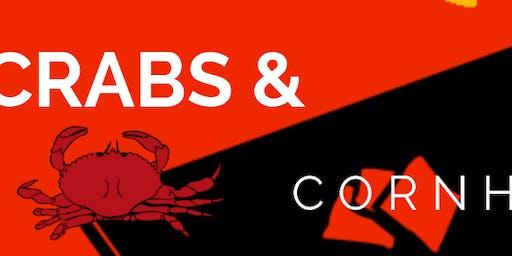 Crabs & Cornhole