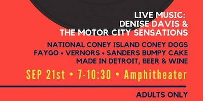 Motown: Made in Detroit Party