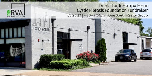 reRVA's Fundraising Dunk Tank Happy Hour