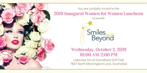 Women for Women Luncheon