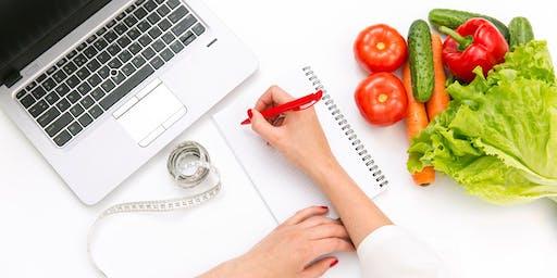Nutrition Information Session - October 2019