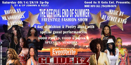 END OF SUMMER FASHION SHOW & DAY PARTY tickets