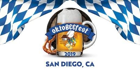 2019 Seabee OktoBEEfest San Diego tickets