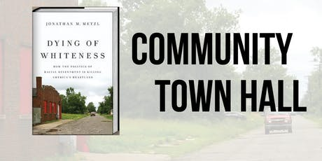 Community Town Hall with Jonathan M. Metzl tickets