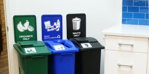 Waste Sorting Information Session for Businesses and Institutions
