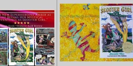 Book Signing & Meet Skooter Girl Author Darielle Mac