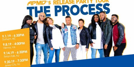 APMD's Release Party Tour: The Process tickets