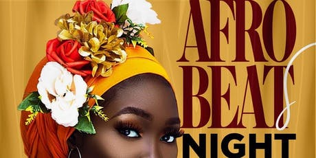 Afrobeats Night at Red Lounge  tickets