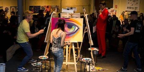 Art Battle Barcelona - 16 de Noviembre, 2019 entradas