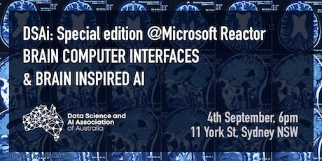 DSAi Special edition:  Brain-Computer Interfaces @Microsoft tickets