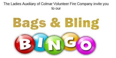 Bags & Bling Bingo