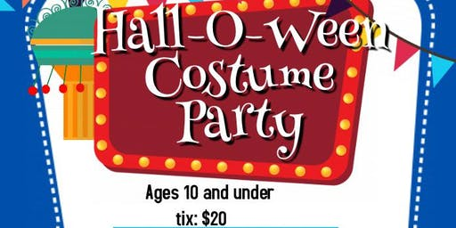 Hall-O-Ween Costume Party