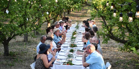 Paella Dinner In The Orchard tickets