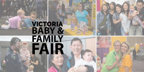 Victoria Baby & Family Fair tickets