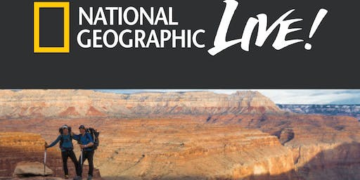 NATIONAL GEOGRAPHIC LIVE - BETWEEN RIVER AND RIM